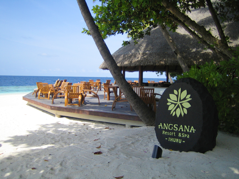 Angsana Ihuru Resort & Spa