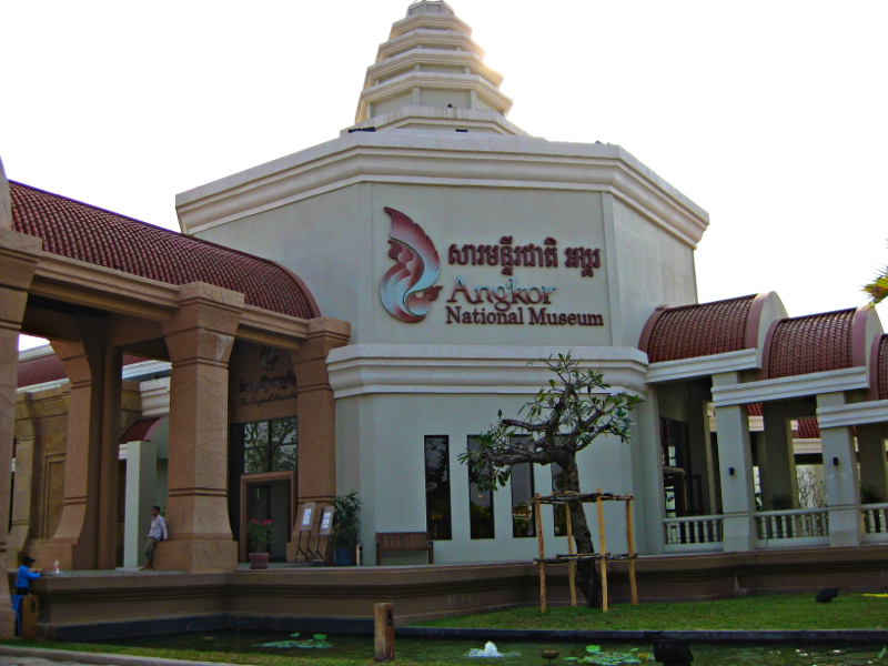 Angkor National Museum 1