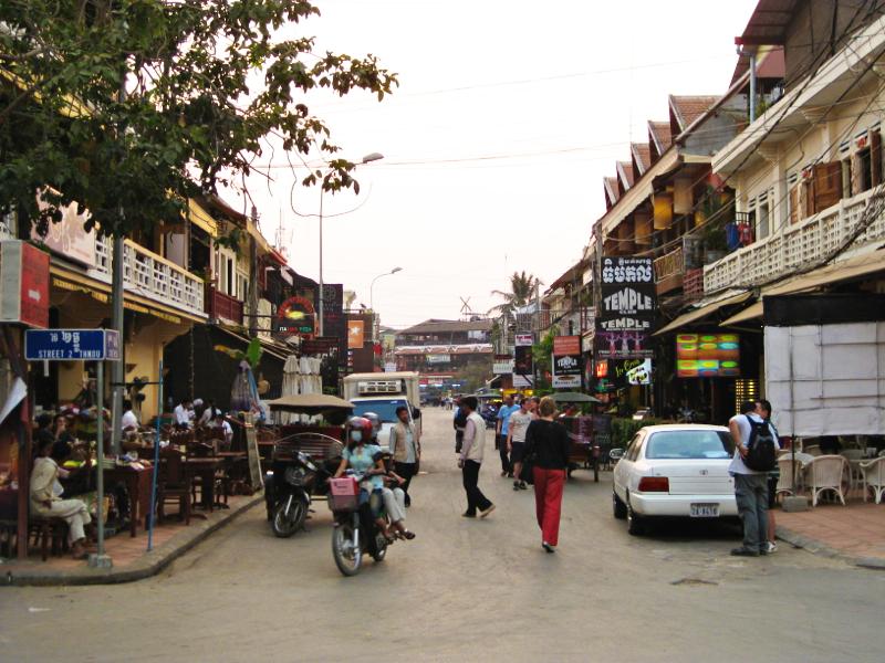 Old Town Siem Reap