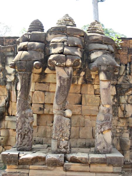 Terrace Elephant