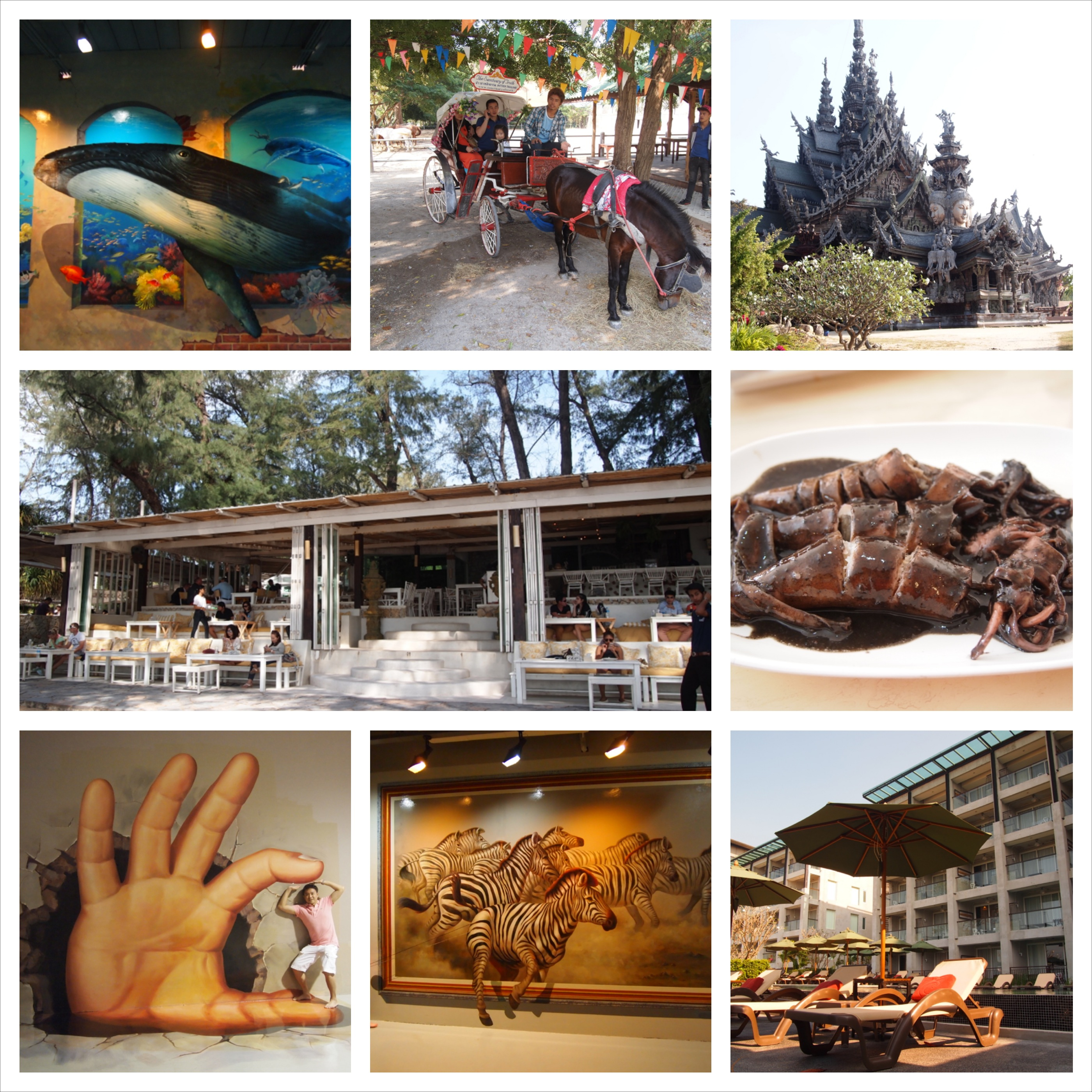Where to go in Pattaya?