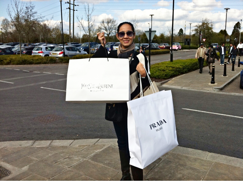 Bicester Village Outlet – London