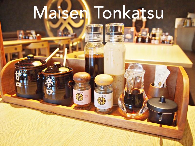 Maisen Tonkatsu ♥♥♥♥ Bangkok