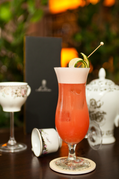 Singapore Sling by Hendrick's