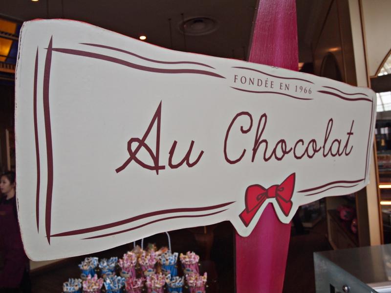 Au Chocolat – Singapore