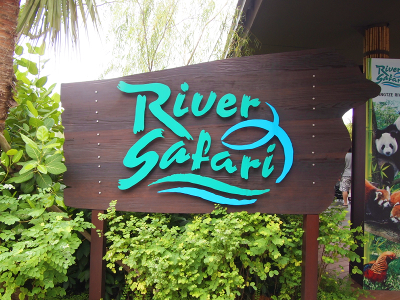 River Safari – Singapore
