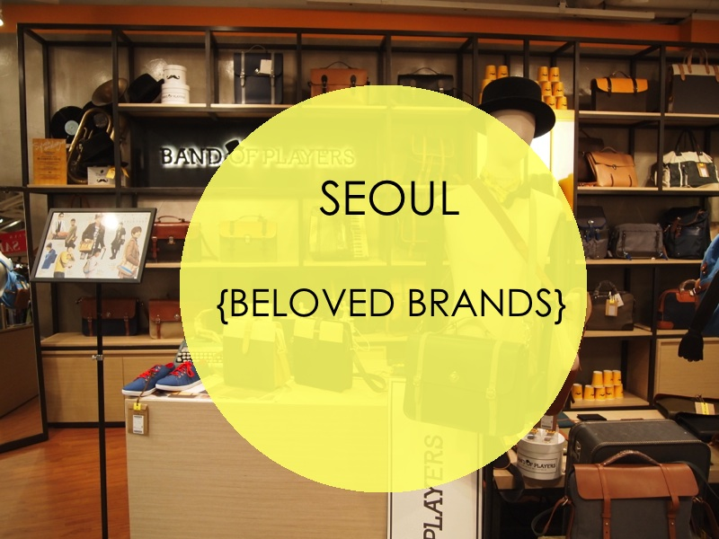 Beloved Brands – Seoul