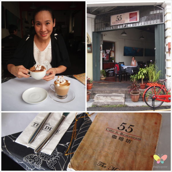 Cafe 55_Collage
