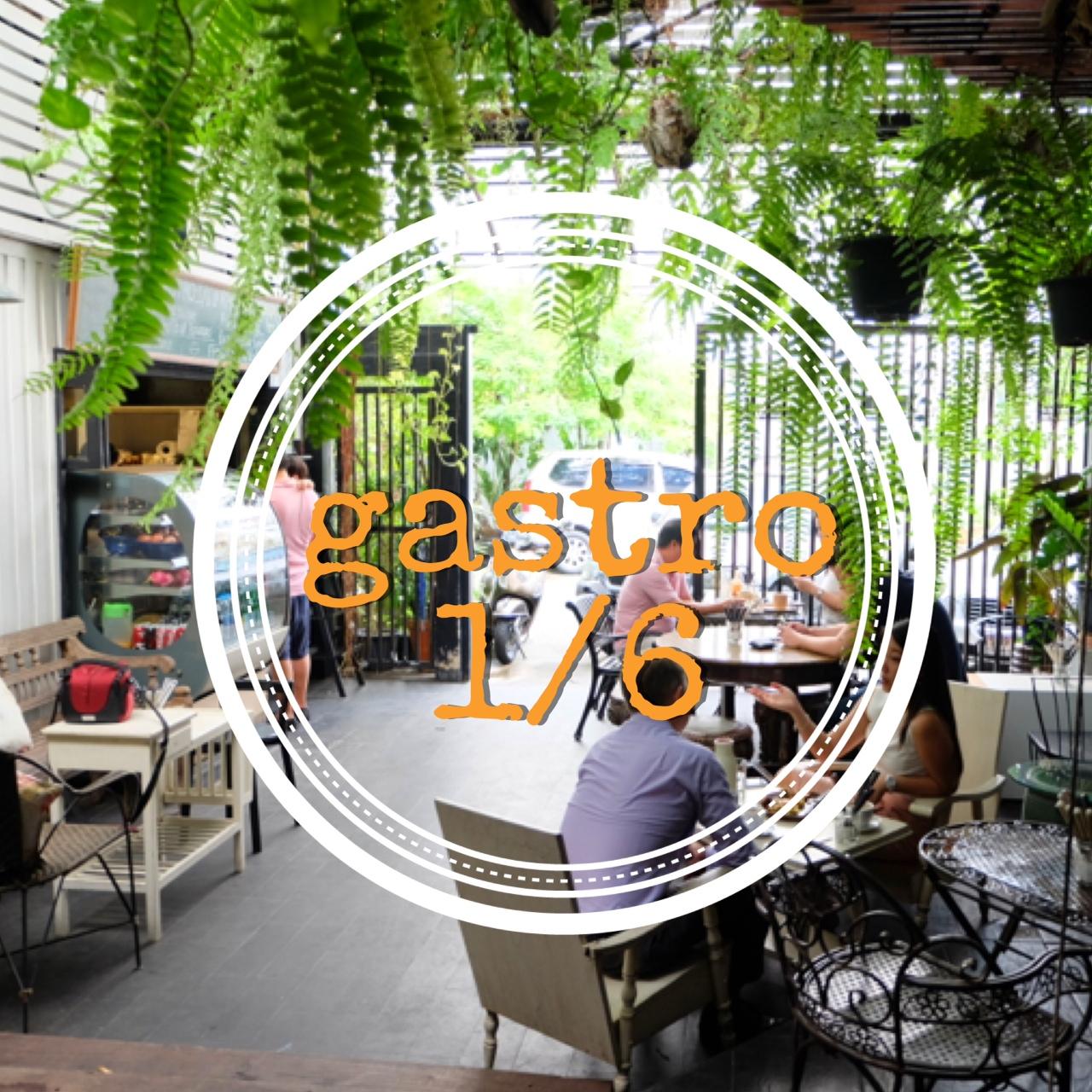 Gastro 1/6 ♥♥♥ Bangkok
