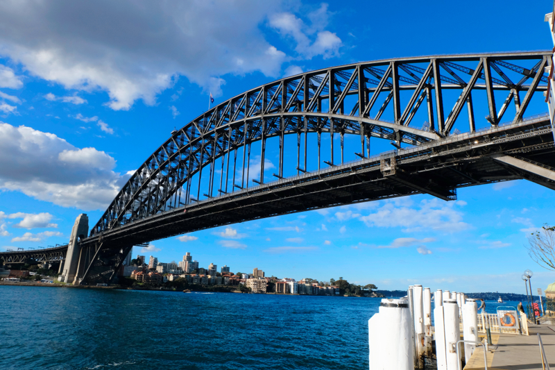 Sydney Harbour Bridge copy