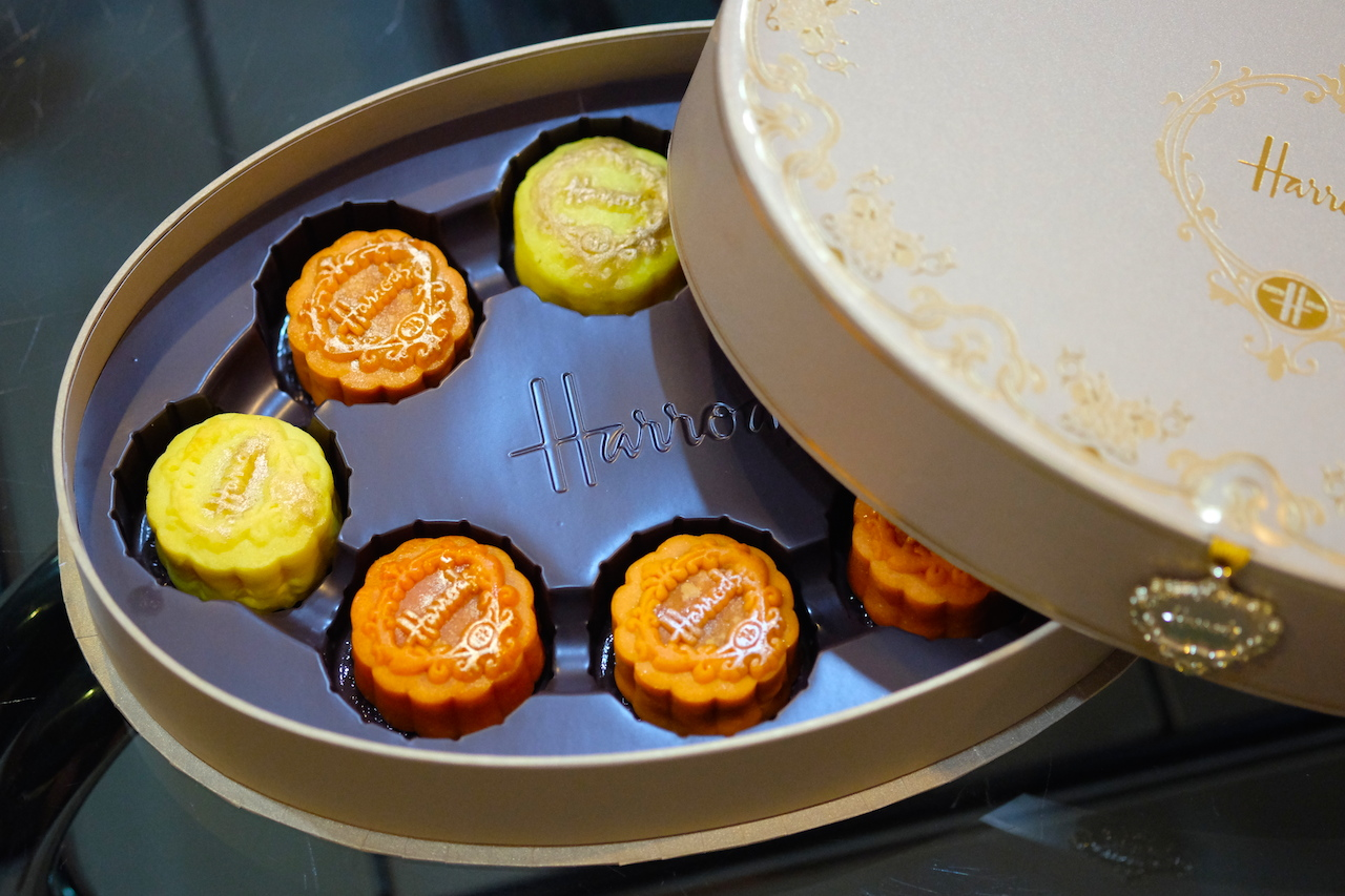 Harrods Mooncakes ♥♥ Bangkok