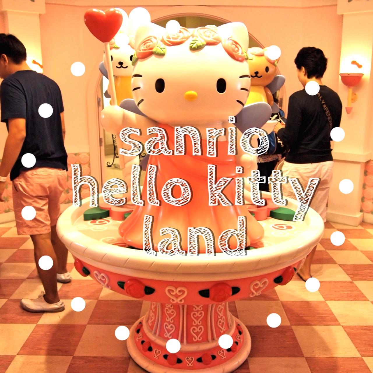Sanrio Hello Kitty Land – Malaysia
