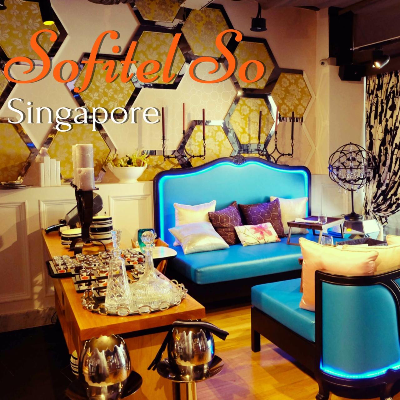 Sofitel So Hotel – Singapore