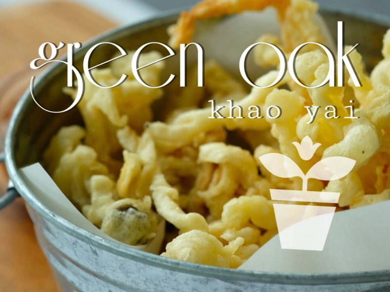 Green Oak Bistro – Khao Yai