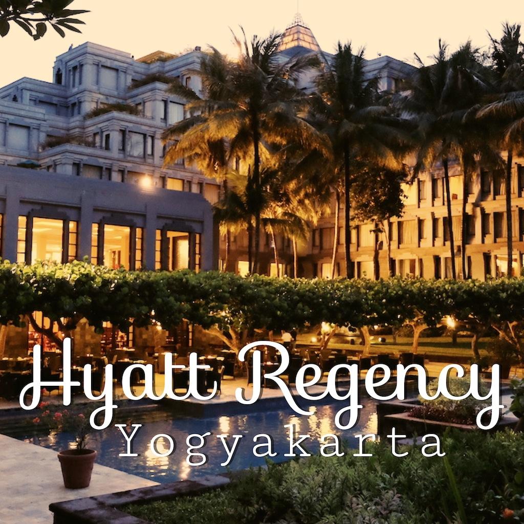 มนต์ตราของจาวาที่ Hyatt Regency Yogyakarta – Indonesia