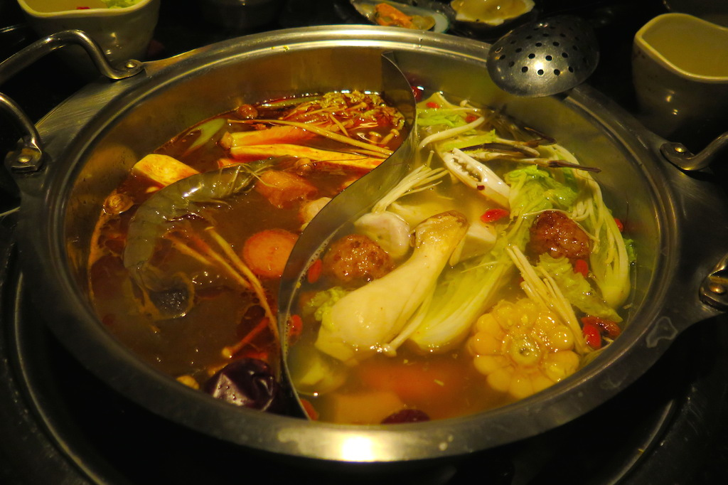 Mala Yuanyang Hot Pot