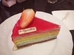 Rainbow Cake, La Baguette – Emquartier
