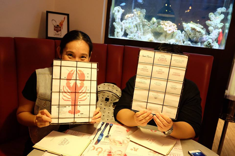Pince & Pints – Best Lobster in Singapore!!!