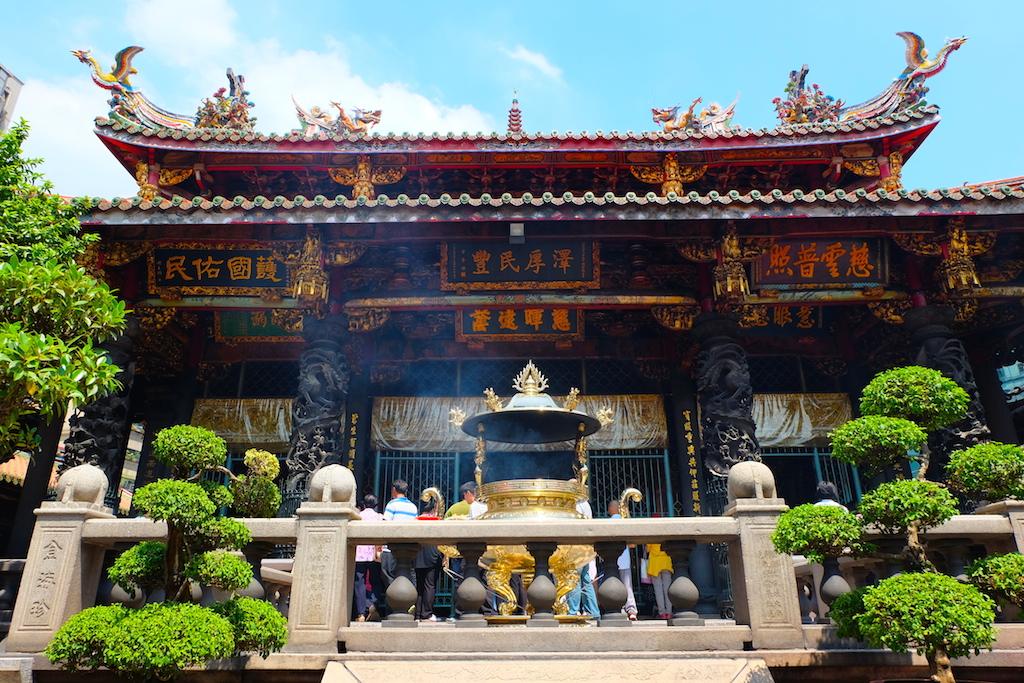 รูป 14 Longshan Temple