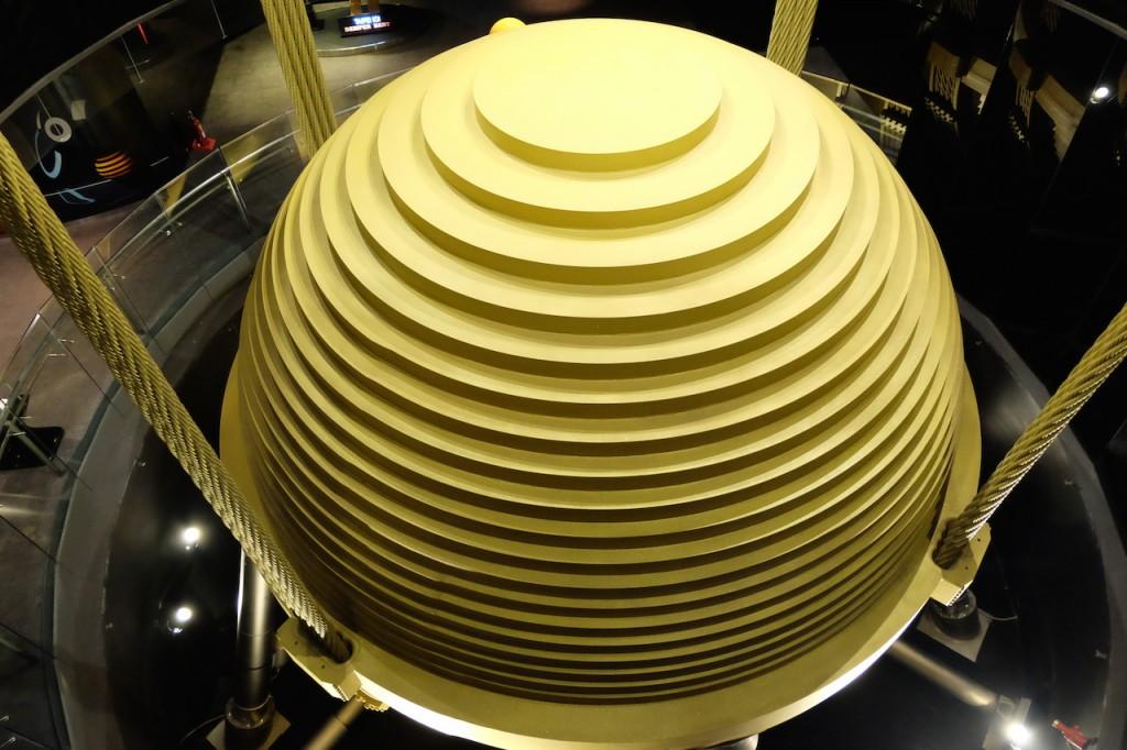 รูป 5 ลูกตุ้มทองคำ Taipei 101