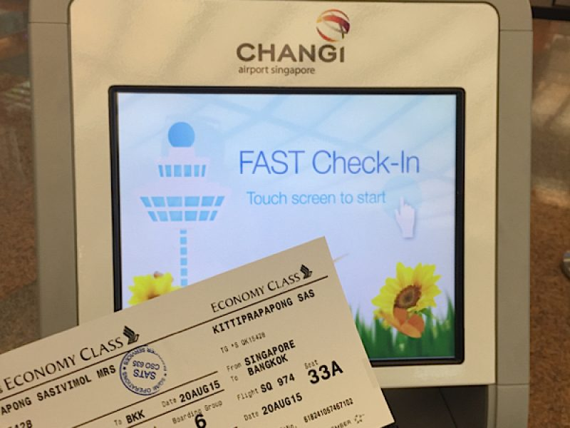 \Fast Check In_Singapore Airlines\