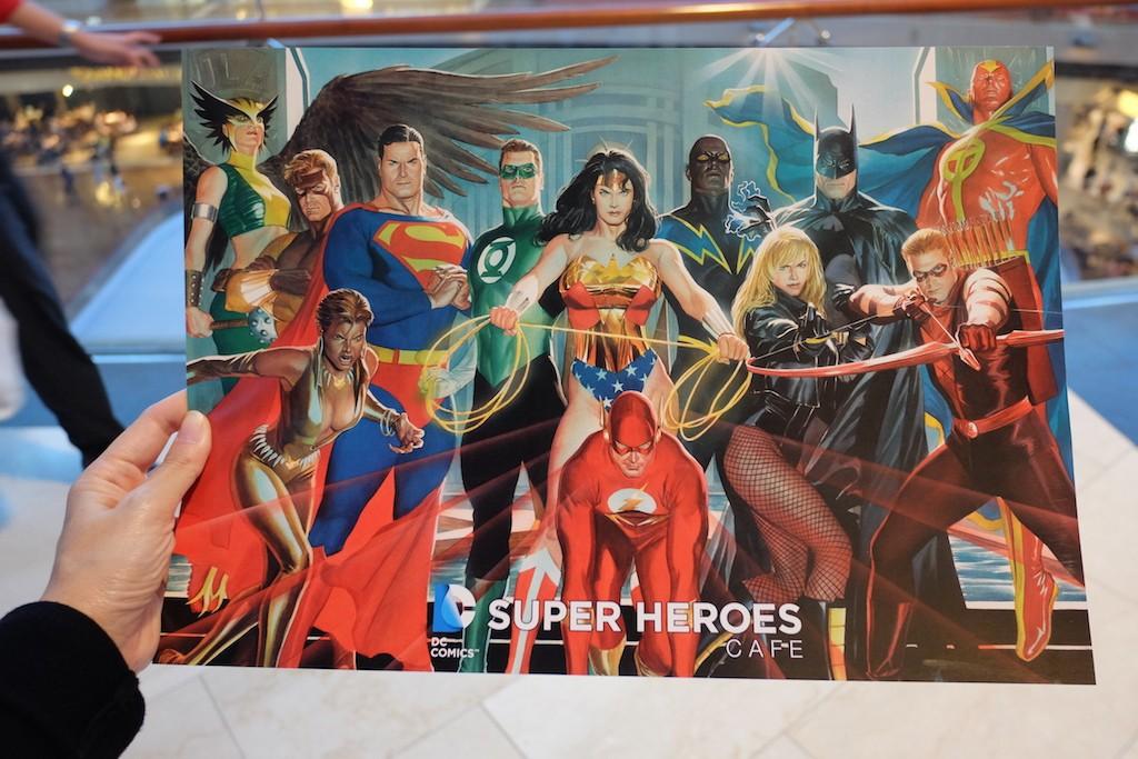 DC Superheroes Cafe Singapore copy 41
