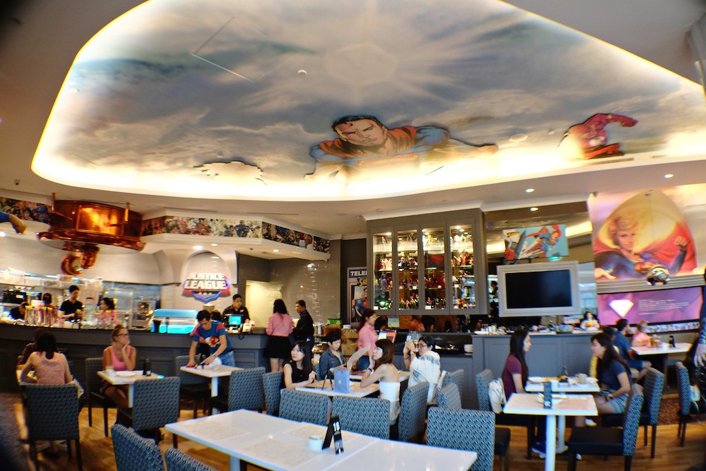 DC Superheroes Cafe Singapore copy 54