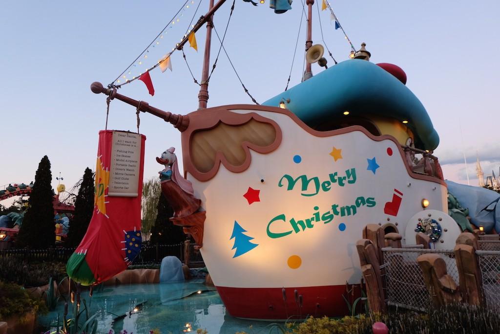 Toon Town_Tokyo Disneyland