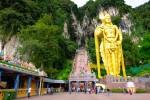 Batu Caves ถ้ำศักดิ์สิทธิ์ของชาวฮินดูในมาเลเซีย
