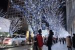 คริสต์มาสที่แดนปลาดิบ 6 จุดชมไฟคริสต์มาสระยิบระยับแห่งกรุงโตเกียว