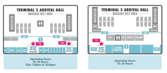 Changi Recommend _ Terminal 2 & 3