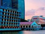 เพชรน้ำงามแห่งมารีน่าเบย์ โรงแรมสุดหรูของสิงคโปร์ Fullerton Bay Hotel