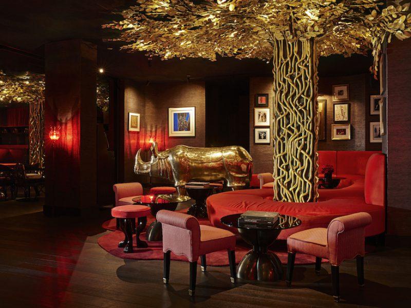 Hotel Vagabond โลกศิลปะของการพักผ่อน