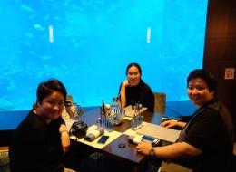 Ocean Restaurants by Cat Cora ร้านอาหารในโลกใต้ทะเล