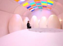Afternoon Tea เก๋ๆในบรรยากาศชวนฝัน กับห้องน้ำแปลกที่สุดในโลก