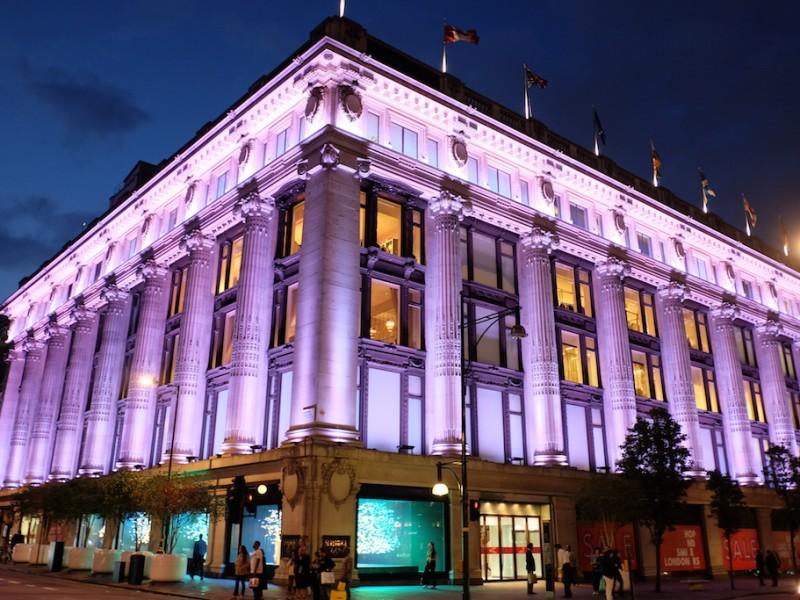 4 ห้างดูดทรัพย์ ณ อ๊อกฟอร์ดสตรีท – ลอนดอน