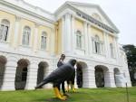 30 นาทีกับหน้าประวัติศาสตร์สิงคโปร์ ชมที่นั่งในรัฐสภาของนายลีกวนยูที่ The Art Houses at The Old Parliament