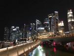 Jubilee Bridge สะพานวันเกิด 50 ปีสิงคโปร์