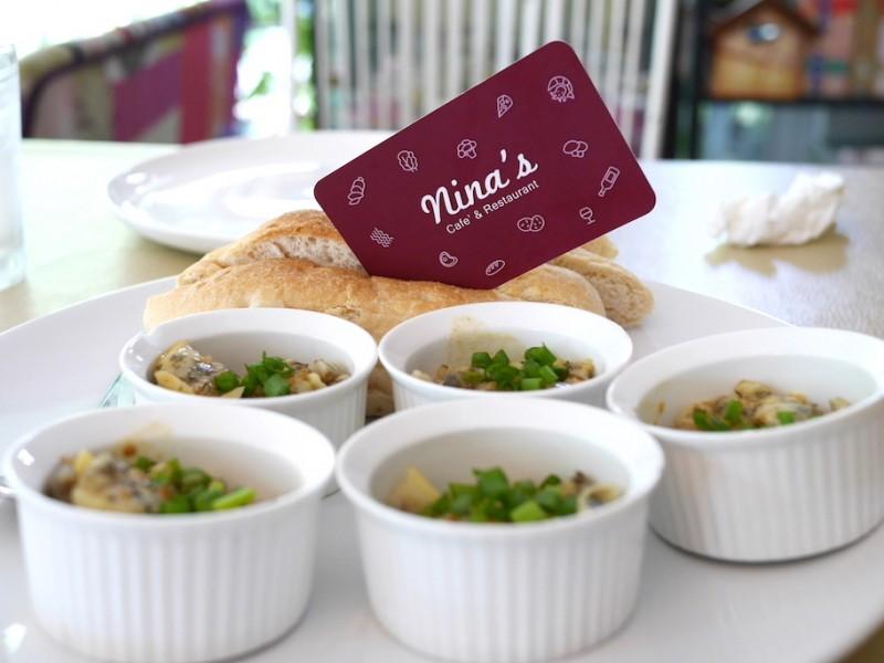 [Review] Nina's Café & Restaurant ปรุงด้วยใจ ร้านอาหารไทยอร่อยแห่งเขาใหญ่ 5/5