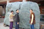 พลังหยกแห่งความโชคดีที่วัดจินอันซื่อ (Jing'an Temple) – เซี่ยงไฮ้