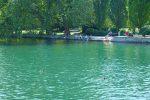 เล่นน้ำคลอง ลอยตัวแข่งกับฝรั่ง ณ แม่น้ำลิมมัต – ซูริค 2