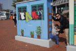 Street Art ขำๆ @ Central Pier