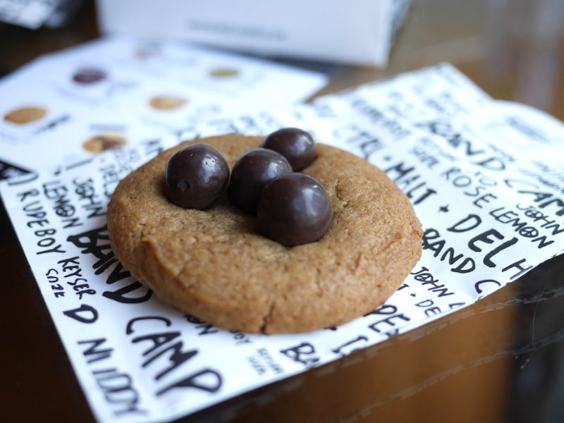 Homie Cookies คุ๊กกี้อร่อยฝีมือลูกสาวชอลิ้วเฮียง !!!