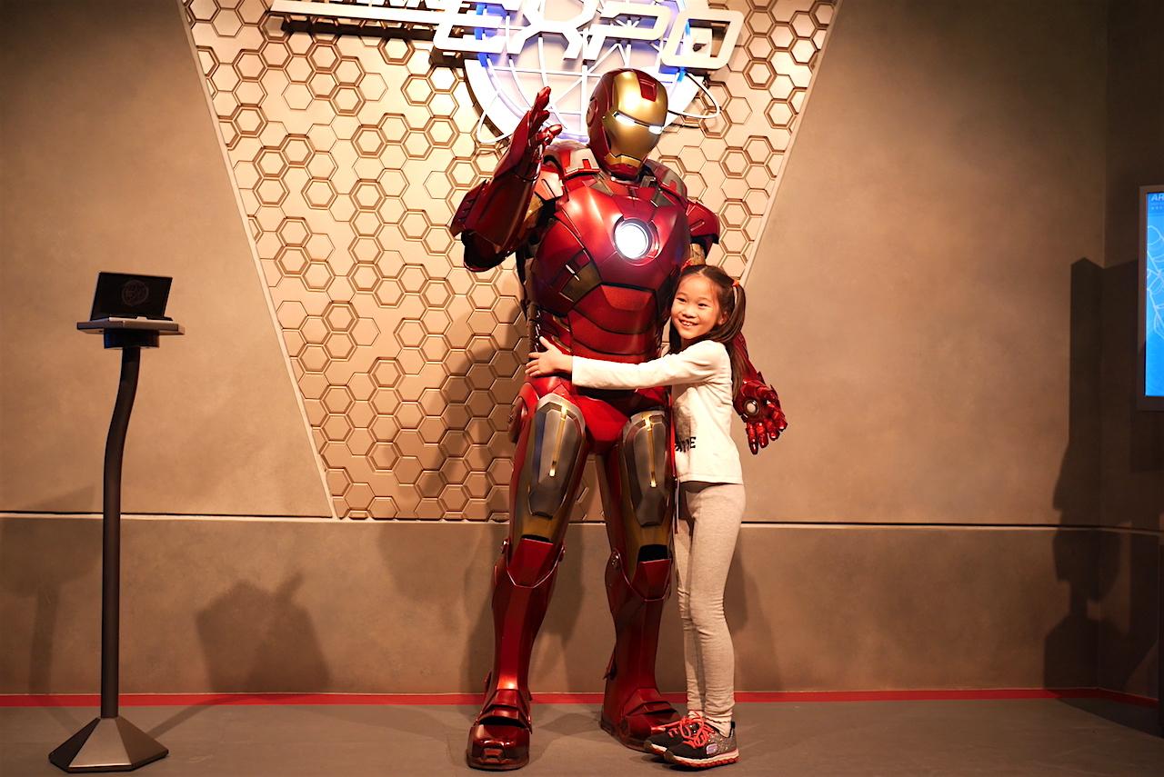 ไม่ต้องเป็นแฟนคลับก็ตกหลุมรัก Iron Man ได้ – Hong Kong Disneyland