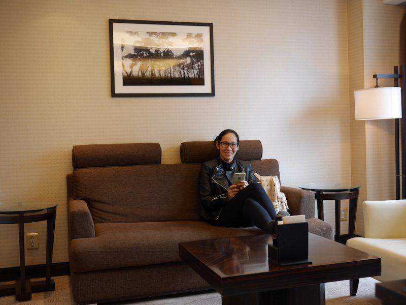 Lotte Hotel Seoul ห้องใหญ่อยู่สบาย โลเคชั่นเลิศไร้ที่ติ (Review)