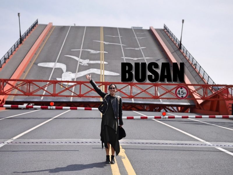 My Busan Diary : 10 Hours Journey