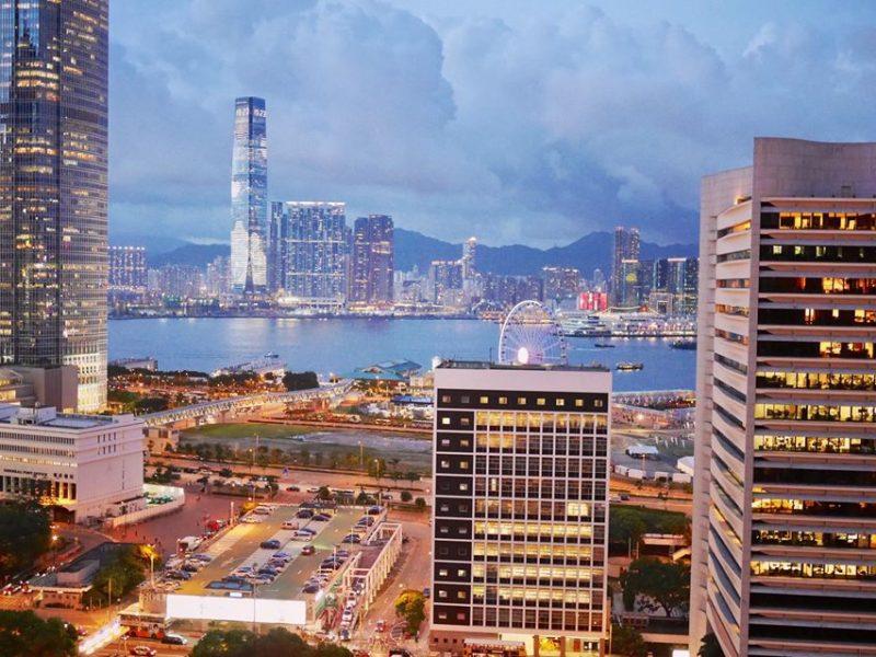 Hong Kong & Me …