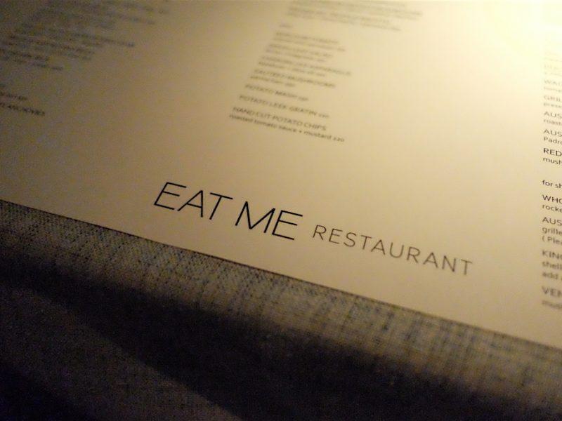 Eat Me Restaurant  ✪✪✪✪✪ – กรุงเทพ