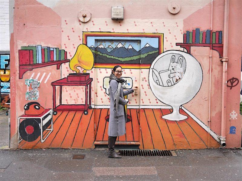 Brighton รุ่มรวยด้วย Street Art ของประเทศอังกฤษ
