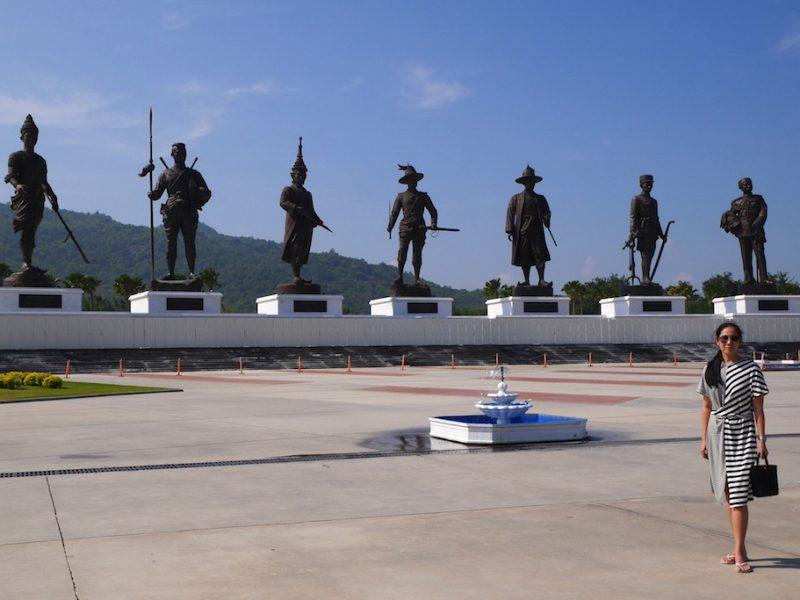 อุทยานราชภักดิ์ – มหาราชของชาติไทย